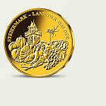 Österreichs Bundesländer erstmals in edlem Gold